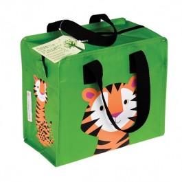 REX London Charlotte Tasche Tiger