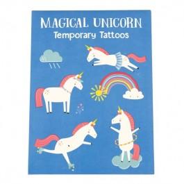 "REX London Tattoos ""Magical Unicorns"" groß"