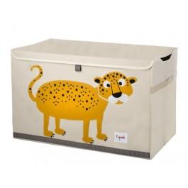 3 sprouts - Aufbewahrungskiste Leopard