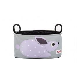 3 sprouts Kinderwagentasche, Kaninchen