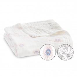 Aden+Anais Bamboo Dream Blanket, Decke für Babies und Kleinkinder, featherlight