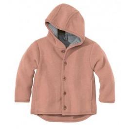 Disana-Walk-Jacke rosé