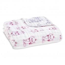 Aden+Anais Classic Dream Blanket, Decke für Babies und Kleinkinder, ARISTOCATS