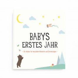 """Album """"Babys erstes Jahr"""" von Milestone"""