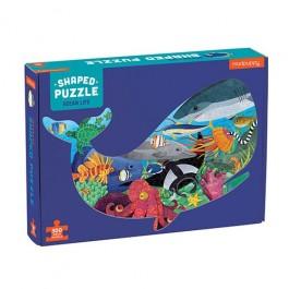 300 PC Shaped Puzzle/ Ocean