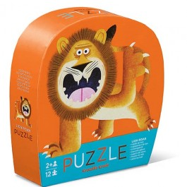 12 pc Mini Puzzle/Lion Roar