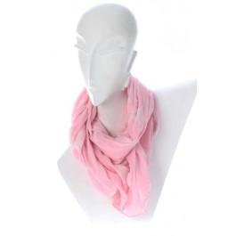 Sternenschal - rosa