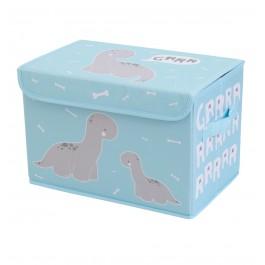 A Little Lovely Company-Aufbewahrungsbox - Brontosaurus