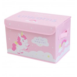 A Little Lovely Company-Aufbewahrungsbox - Unicorn