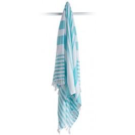 Lulujo-Turkish Towel ocean blue