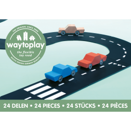 Way to Play Highway (24 Teile)