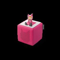 TONIEBOX Starterset Pink mit Kreativ Tonie