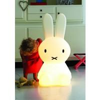 XL Kinderlampe/Stehlampe Hase 'Miffy' LED weiß ca. 80cm