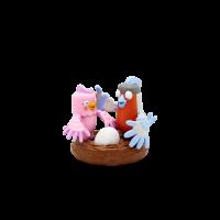 Tonie - Rolfs neue Vogelhochzeit