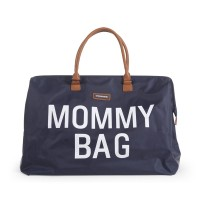 Childhome Mommy Bag Gross Navy Blau