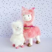Doudou - Lama rosa 20cm