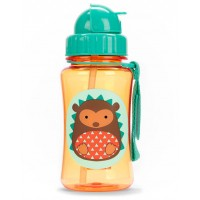 Straw Bottle - Igel