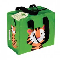 REX London Charlotte Tasche Tiger