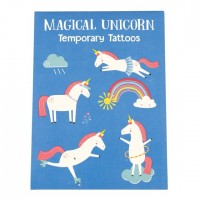 "REX London Tattoos ""Magical Unicorns"" groß"
