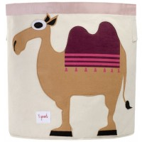 3 sprouts Aufbewahrungskorb, Kamel