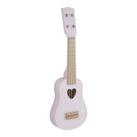 Little Dutch - Gitarre rosa