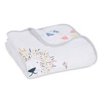 Aden+Anais Classic Dream Blanket, Decke für Babies und Kleinkinder, leader of the pack