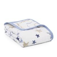 Aden+Anais Buggy Blanket, Decke für Babies und Kleinkinder,  rockstar