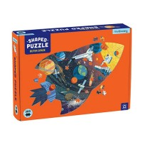 300 PC Shaped Puzzle/Outer Space