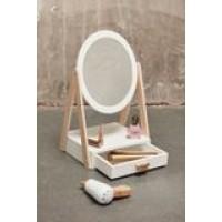 Tischspiegel aus Holz