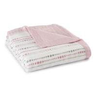 Aden+Anais Bamboo Dream Blanket, Decke für Babies und Kleinkinder, tranquility