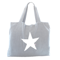 Beach Bag - Silber