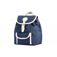Rucksack von BLAFRE in dunkelblau klein