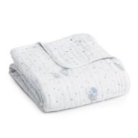 Aden+Anais Classic Dream Blanket, Decke für Babies und Kleinkinder, kindred
