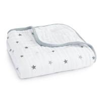 Aden+Anais Classic Dream Blanket, Decke für Babies und Kleinkinder, twinkle