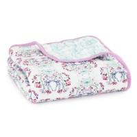 Aden+Anais Dream Blanket, Kuscheldecke für Babys und Kleinkinder, BAMBI