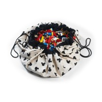 Play&Go Sack groß, Mickey Black