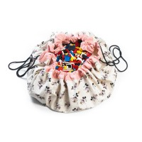 Play&Go Sack groß, Minnie Gold