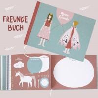 Freundebuch Mädchen