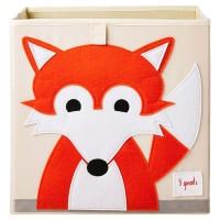 3 sprouts - Aufbewahrungsbox Fuchs