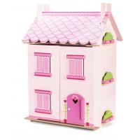 Puppenhaus - Mein erstes Traumhaus (mit Möbeln)