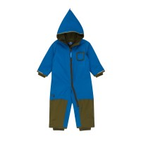Finkid Pikku Winter - Zwergen Winteroverall seaport/beech