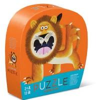 12 pc Mini Puzzle/Lion Roar