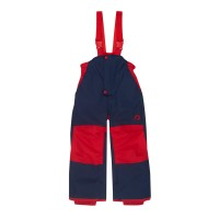 Finkid Toope -  Winter Schnehose navy/red