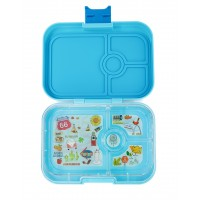 Yumbox Blue Fish – panino – 4er Route 66