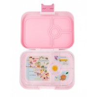 Yumbox Hollywood pink – panino – 4er Vintage California