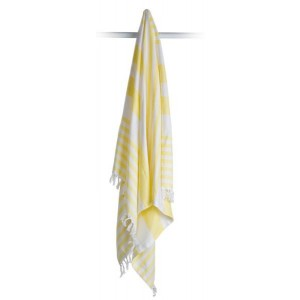 Lulujo-Turkish Towel Sunshine Yellow