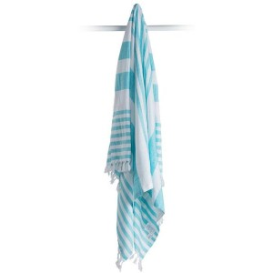 Lulujo-Turkish Towel ocean blue